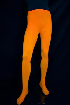 Collant Orange Fluo d6e294e3b91