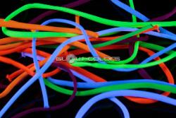 Décoration fluorescente