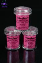 Paillettes STARGAZER UV rose