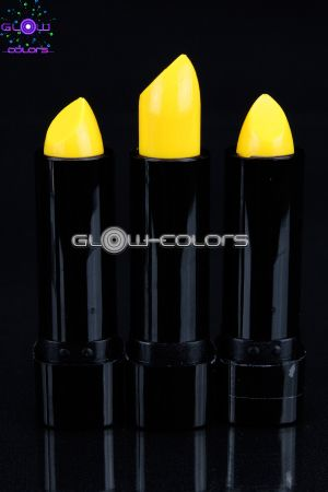 rouge l vres fluo jaune uv paintglow. Black Bedroom Furniture Sets. Home Design Ideas