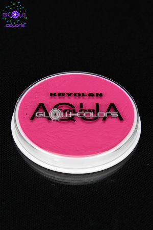 Fard à l'eau Aquacolor fluo 15g ROSE