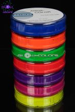 Pack Aqualor 7 couleurs fluorescentes 55g