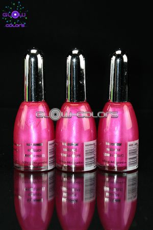 Vernis à ongles fluo Rose 15 ml