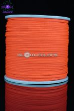 Corde orange fluo 3,5mm X 100m