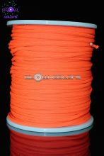 Corde orange fluo 6mm X 60m