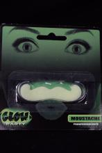 Moustache phosphorescente