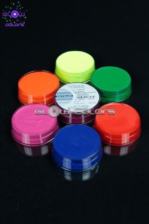 Pack Supracolor 7 couleurs fluorescentes 8g