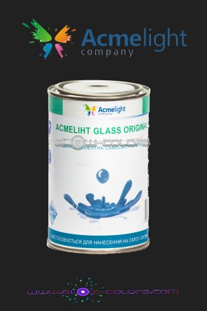 AcmeLight Glass Original blue 0,5l