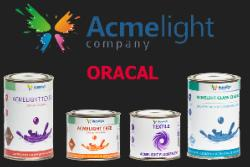 Peinture Invisible UV ACMELIGHT ORACAL