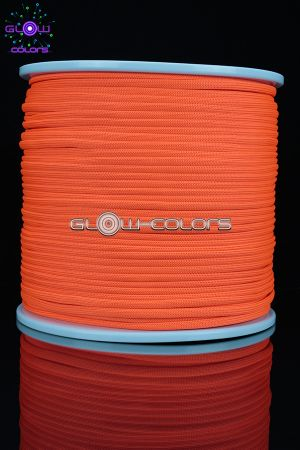 Corde orange fluo 3,5mm X 300m