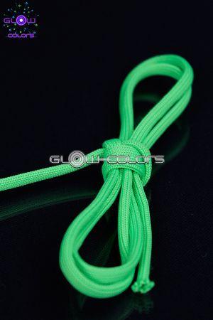 corde vert fluo 6 mm vendu au m tre. Black Bedroom Furniture Sets. Home Design Ideas