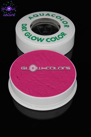 Fard à l'eau Aquacolor fluo 30g ROSE