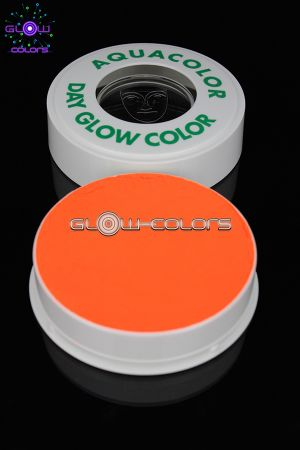 Fard à l'eau Aquacolor fluo 30g ORANGE