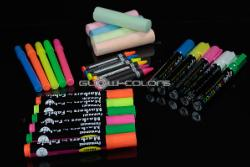 Marqueur, Stylo, Craie Fluorescent UV