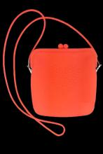 Sac à main fluo orange