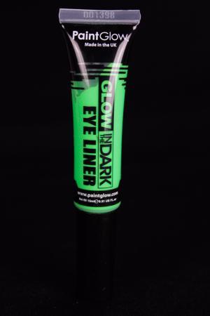 eyeliner vert fluo uv phosphorescent. Black Bedroom Furniture Sets. Home Design Ideas